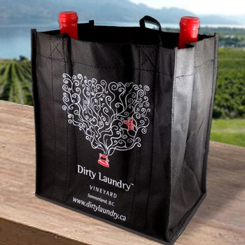 DLV 6 Bottle Reusable Bag