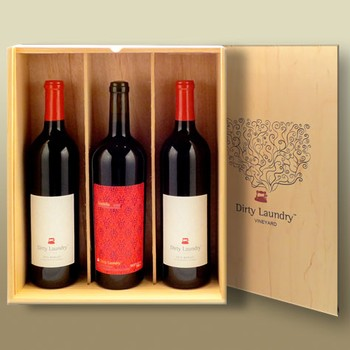 Three Bottle Slider Box