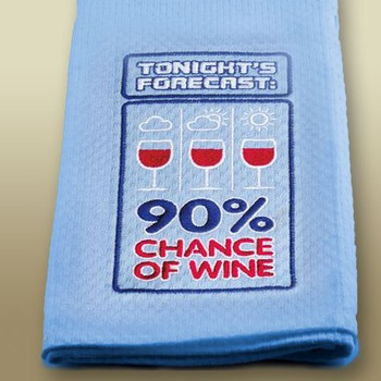 Towel Chance of Wine