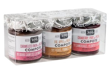 Wildly Delicious Compote 3 pack Image