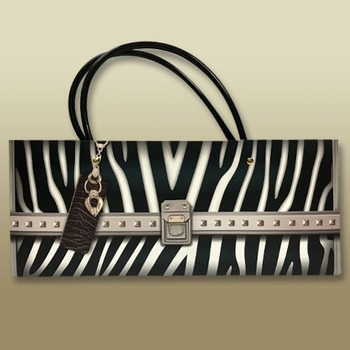 Zebra Bag Purse Image