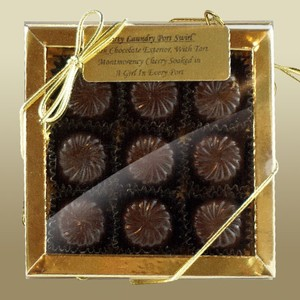 Choco By Perry - Port Cherry Chocolate