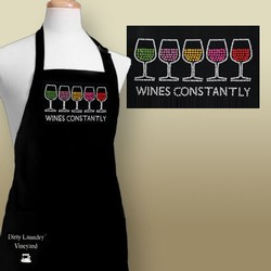 Wines Constantly Apron