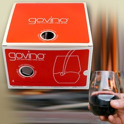GoVino - Red Wine 4 Pack