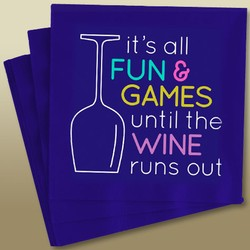 Napkins Fun & Games Image