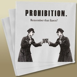 Napkins Prohibition