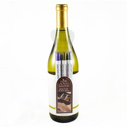 Wine Glass Writer Wine Bottle Gift Box